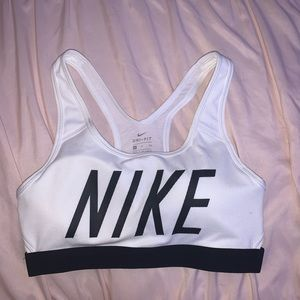 Nike Sports bra with padding included